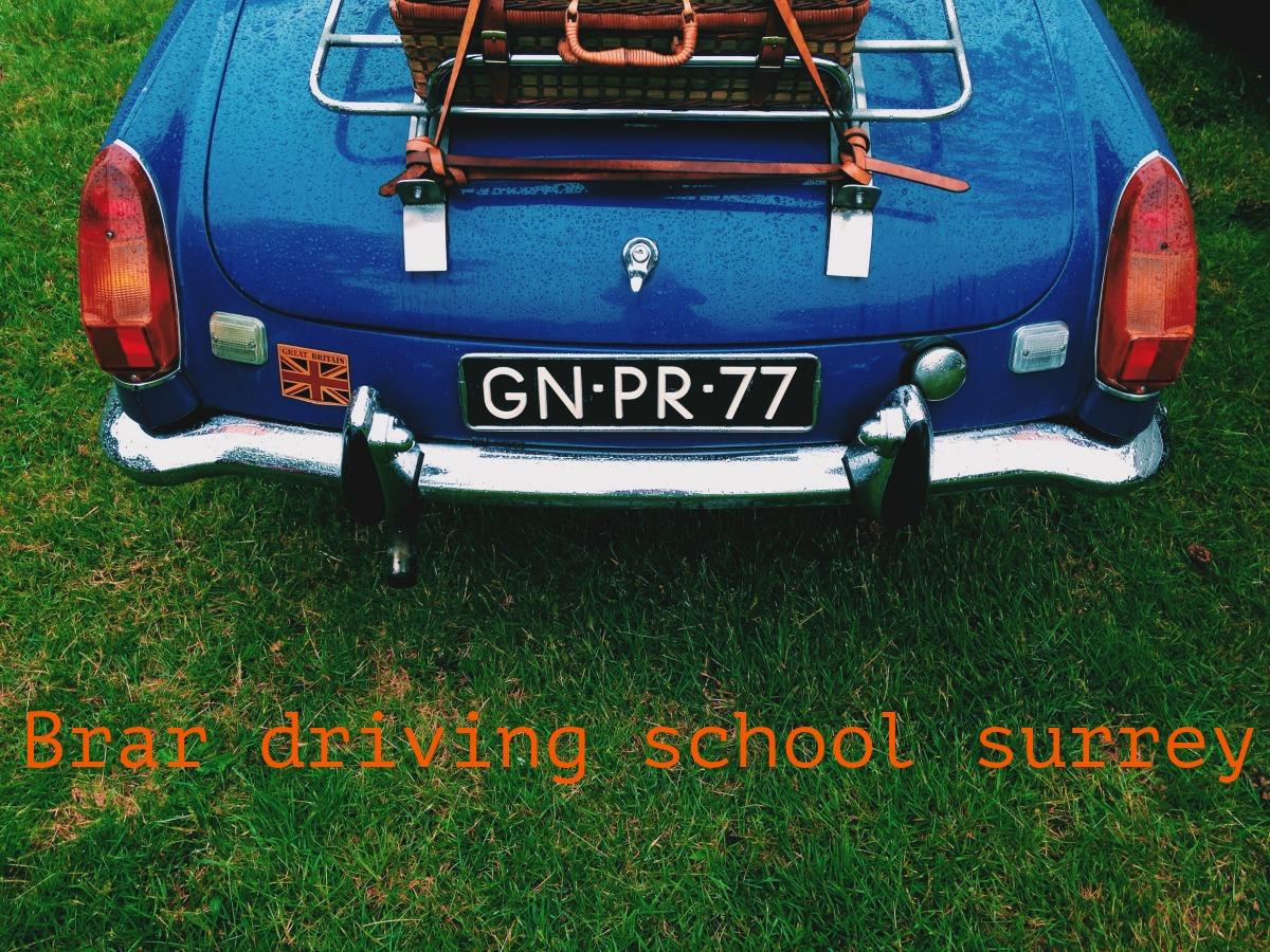 brar driving school road test